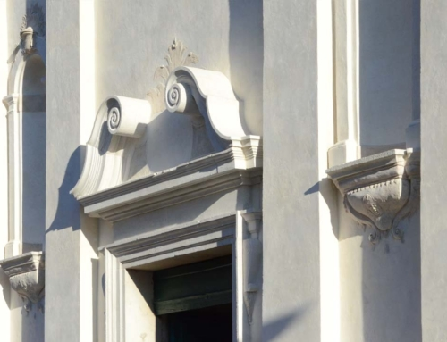 Restauro facciata della Chiesa di San Girolamo