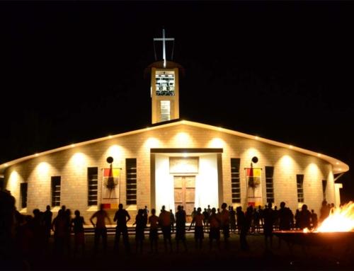Nuova chiesa di San Marco a Ol Moran, Kenya